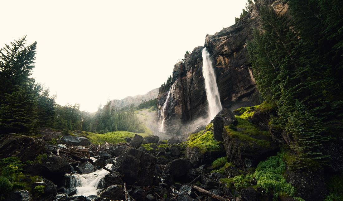 Bridal Veil Falls - Telluride