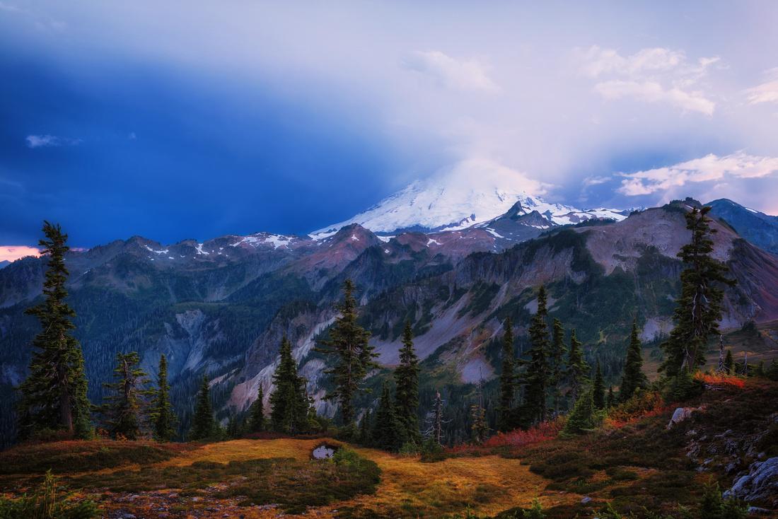 Artist Point - North Cascades