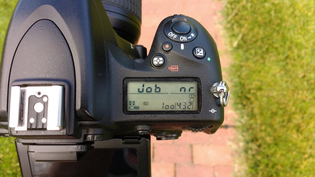 job nr