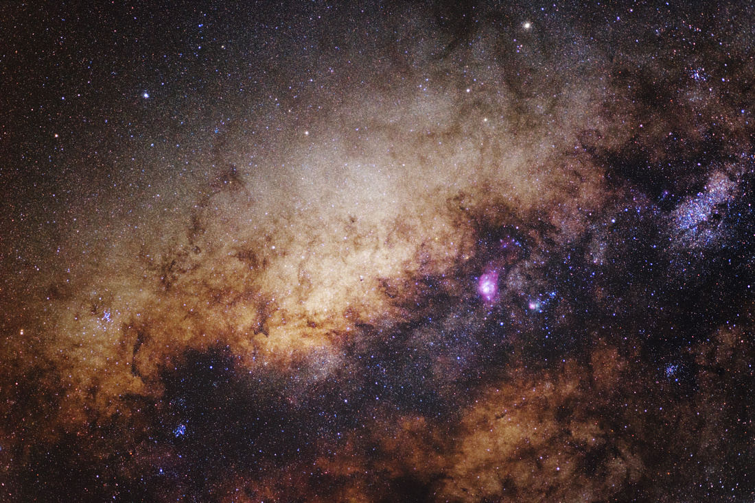 The Galactic Core
